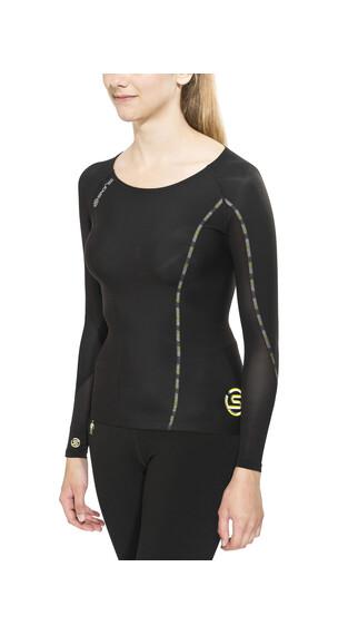 Skins DNAmic  - T-shirt course à pied Femme - noir